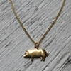 Lil Piggy Necklace