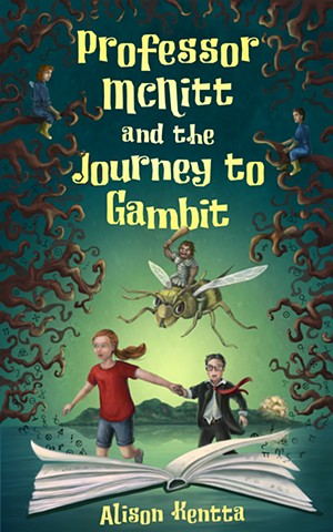 Professor McNitt and the Journey to Gambit
