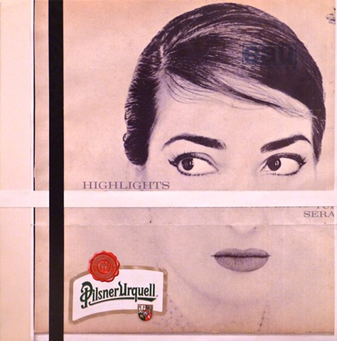 LP Collage Callas