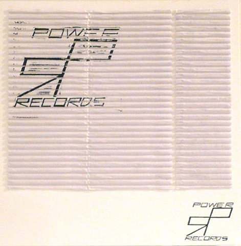 POWER RECORDS SPLIT 7 INCH SINGLE