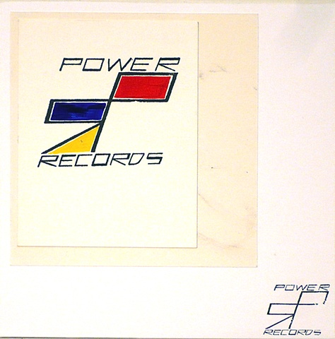 POWER RECORDS SPLIT SINGLE