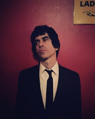 IAN SVENONIUS  BLACK CAT DC