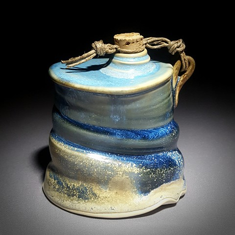 Item F102 Flask in Opal & Orion