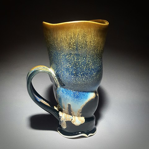Item DV105 Ribbed Mug in Orion & Obsidian