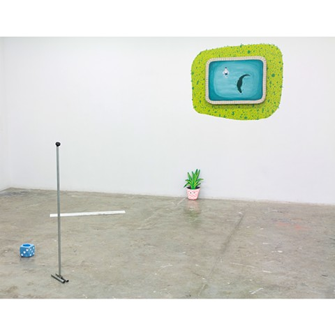 Hot Cucumbers/Frozen Grapes @ Fab Gallery (Kayla Jones also pictured)