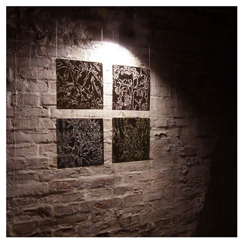 Copper Lace, Oistros exhibtion, Dynamo, Bologna, Italy