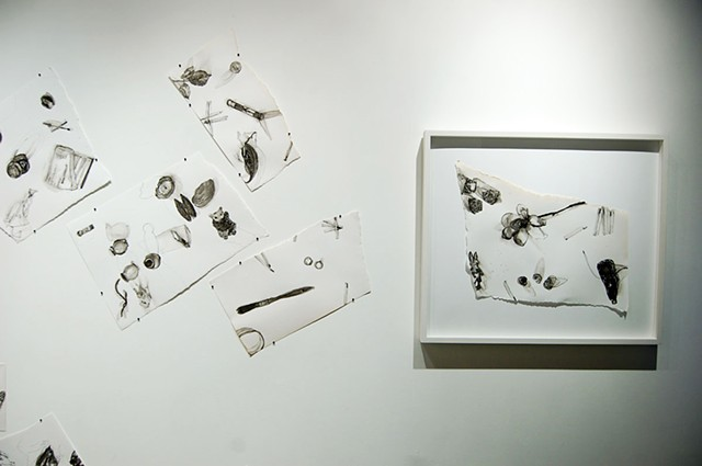 small objects; including frame
