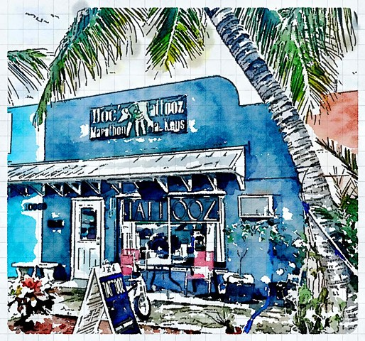 Doc's Tattooz Marathon Florida Keys