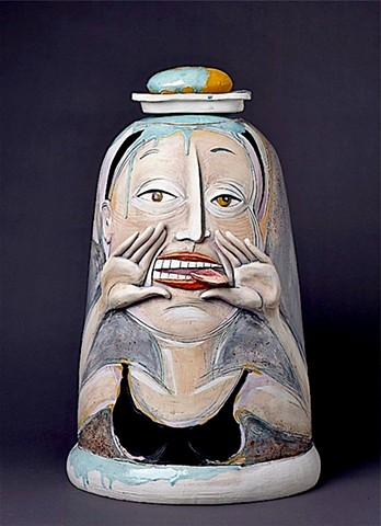 """Speak No Evil"" Jar Head"