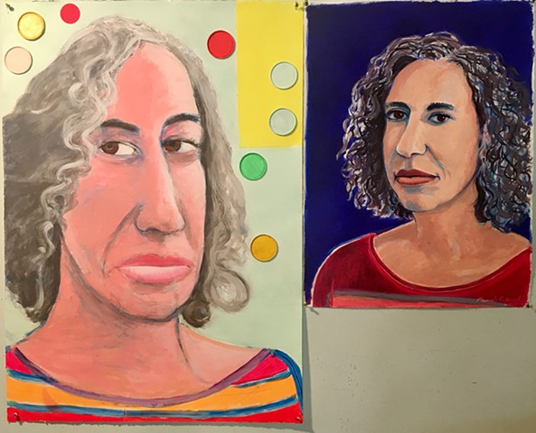 Portraits of Mona