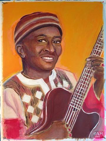 Portrait of Siama