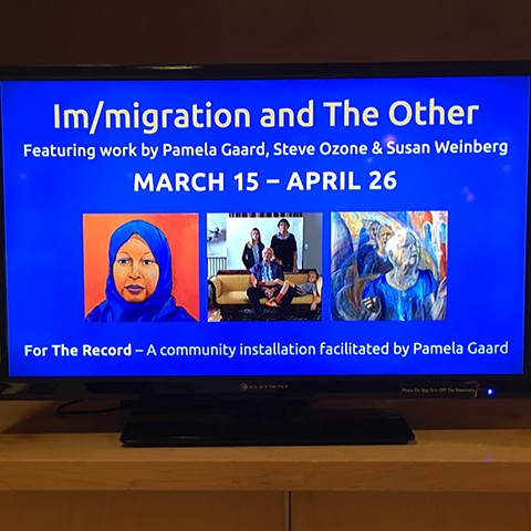 ImMigration and the Other — Sabes Jewish Community Center, St. Louis Park, MN