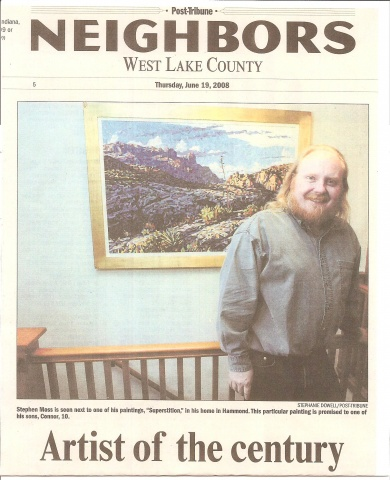 Post Tribune Article
