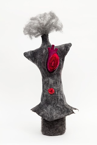 "Susan Kaplow - ""Vulva at the Heart of Me"" www.susankaplow.com"