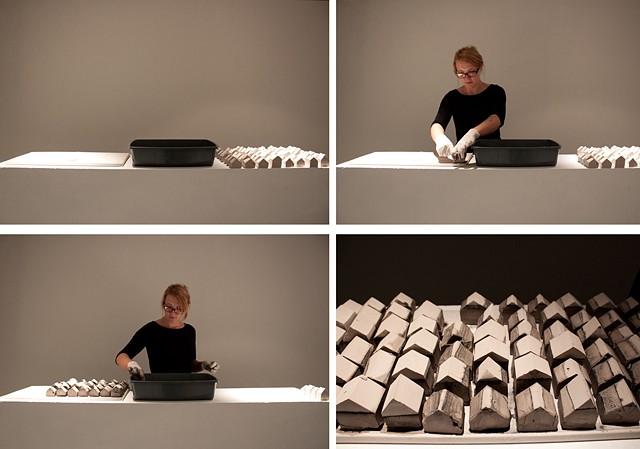 Kathleen Rabe Ceramics Major/Sophomore
