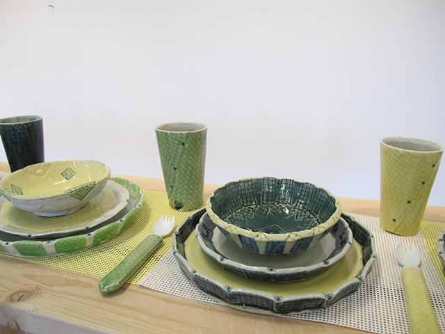Julia Polidoro Ceramics Major/Senior 2013