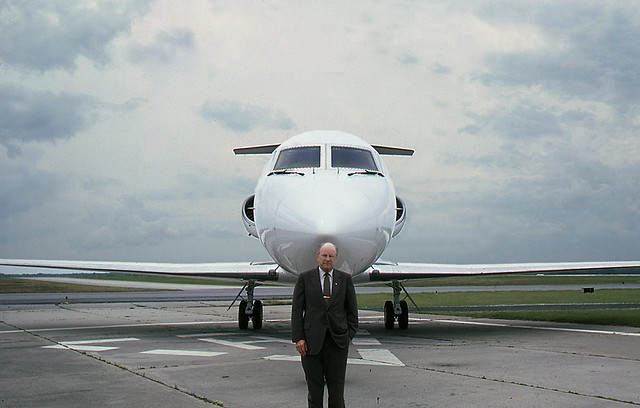 Fortune Magazine, the chairman of Gulfstream air