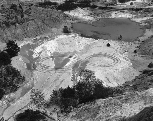 Figure 8, port Washington sand pits, 1974