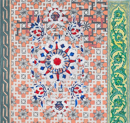 Arab design and art, Islamic art