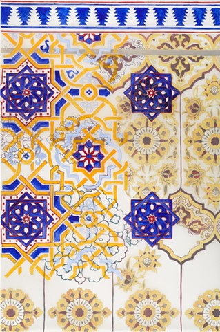 Islamic design and American art