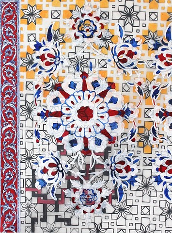 Arab design and art. Islamic art