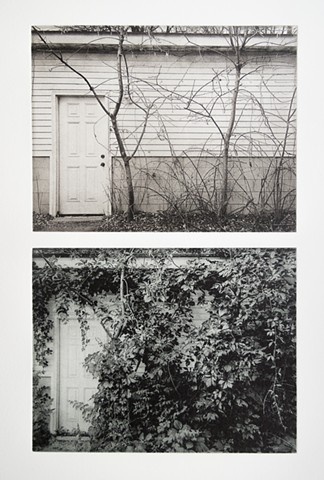 "Polymer photogravure print ""Next Time"" by John Pearson"