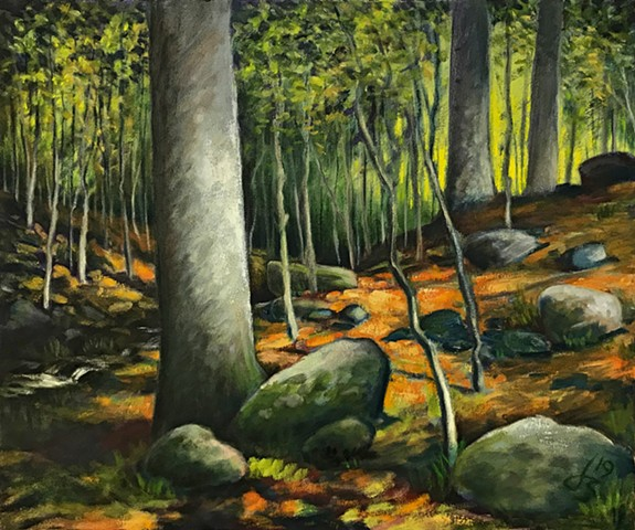 Rocky Woods - SOLD