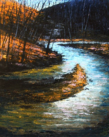 Shining Bend - SOLD