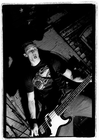 unknown bassist