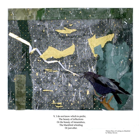 Wallace Stevens 13 Ways of Looking at a Blackbird