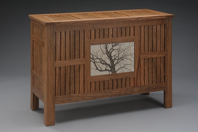 Mount Vernon Blanket Chest