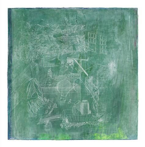 useful knowledge (After Hogarth, After Hockney)