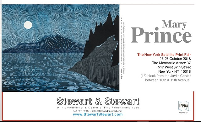 New York City Print Fairs