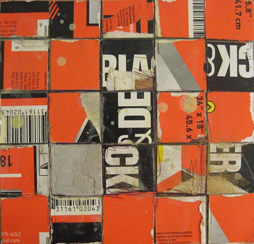 8 x 8 blackdeckrcollage