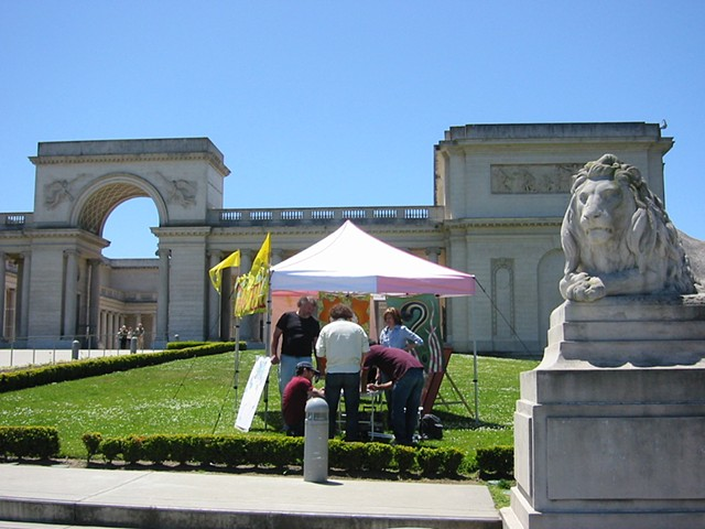 Legion of Honor Museum / San Francisco