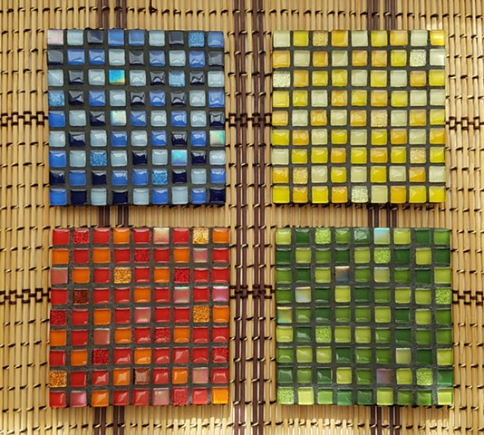 Coaster set (SOLD)