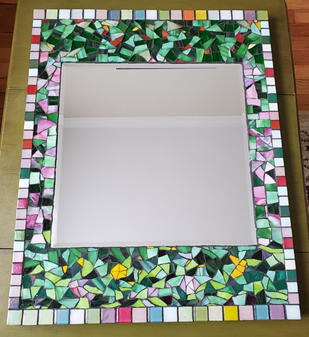 Spring Mirror (SOLD)