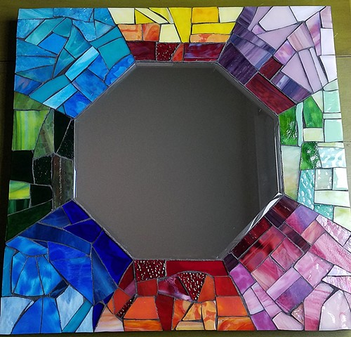 Polarity Mirror (SOLD)