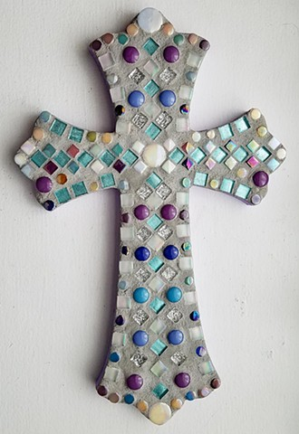 Communion Cross (Special Order-SOLD)