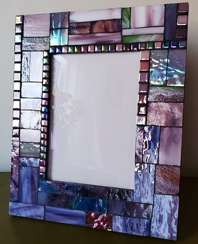 Purple Heaven Frame(SOLD)