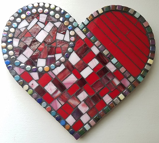 Divided Heart (SOLD)