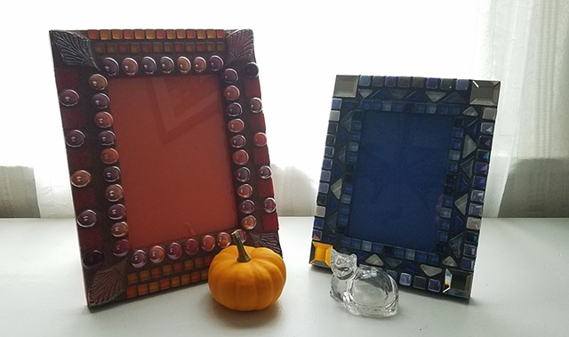 Harvest & Winter frames (Harvest SOLD)