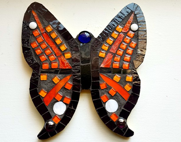 Orange Butterfly (SOLD)