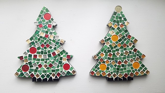 Christmas trees (SOLD)