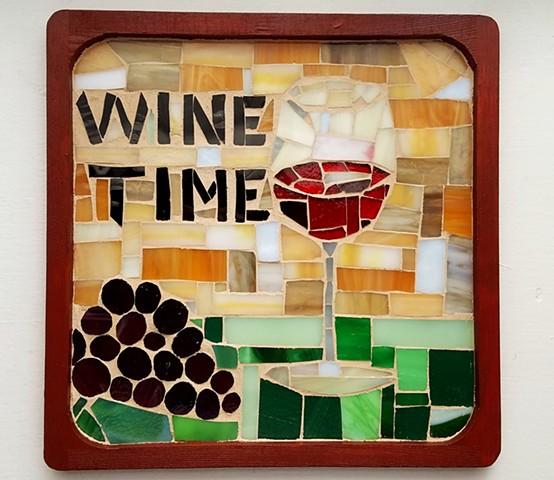 Wine Time (SOLD)