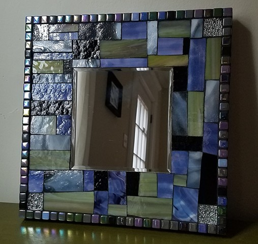 Mystery mirror (SOLD)