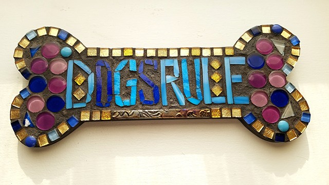 Dogs Rule (SOLD)