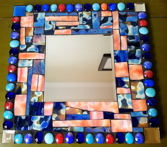 Living Color mirror (SOLD)