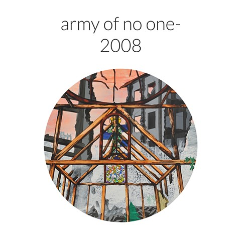 army of no one- 2008