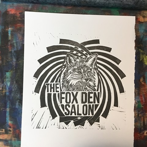 Fox den salon